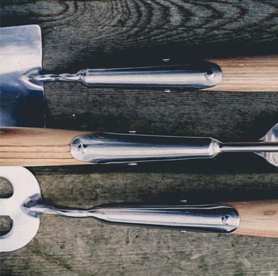 Mid Handle Tools
